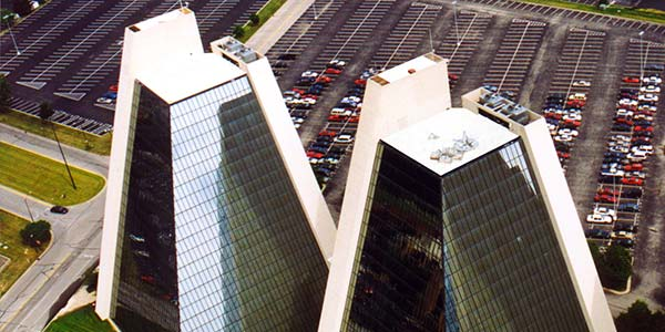 Pyramids Towers Roofing Indianpolis In