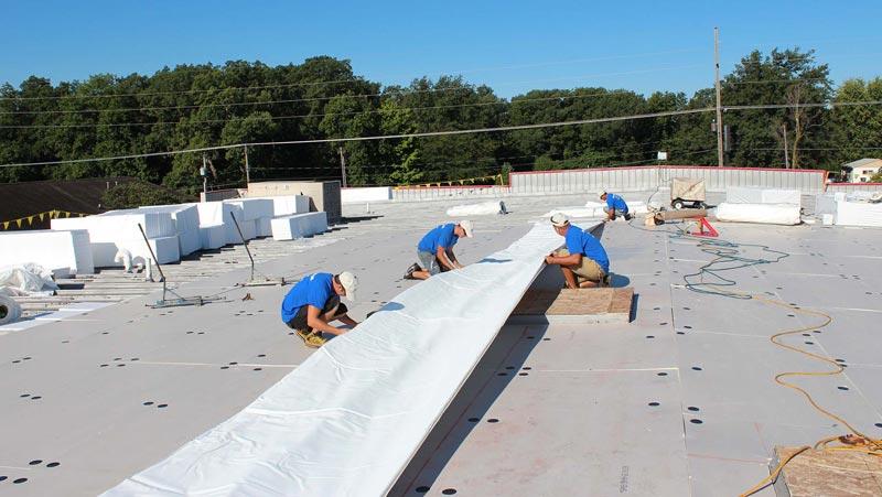 Repair Restore Replace Commercial Roof