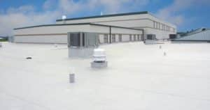 New Commercial Roof Tax Deductible Upgrade