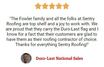 Commercial Roofing Testimonial
