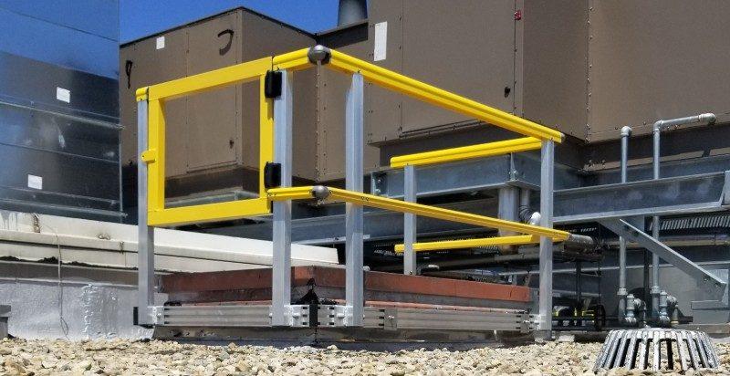 Roof Hatch Rail
