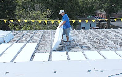 Commercial Roof Replacement