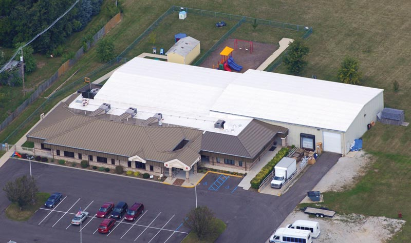 CDC Lafayette Indiana Roofing