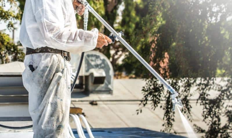 Commercial Roof Coatings For Flat Roofs