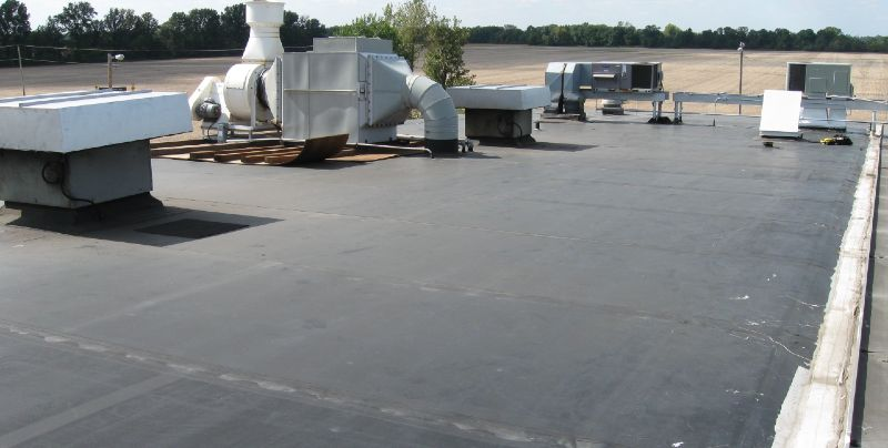 Epdm Roofing System Replacement