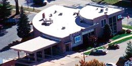 Bank Of Rantoul Commercial Roofing