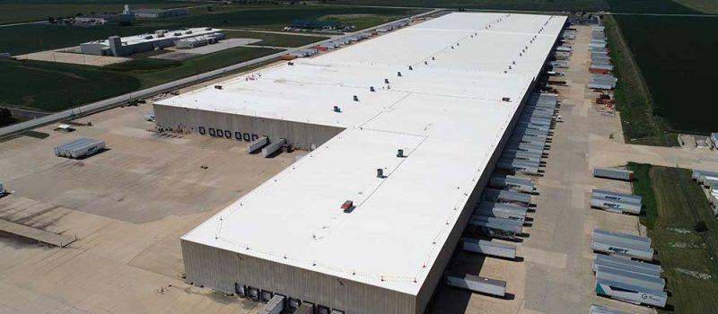 Commercial Roof Installation Manteno
