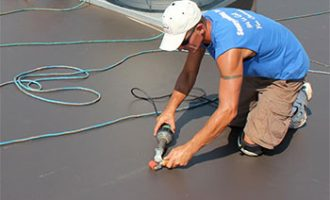 Commercial Roof Maintenance Services
