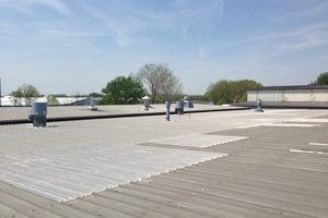 Corsi Cabinets Commercial Roof