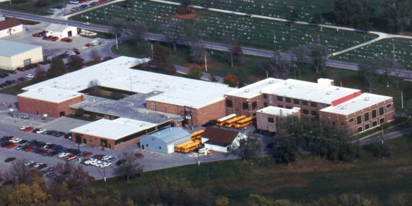 duro-last-flat-roof-villa-grove-il-high-school