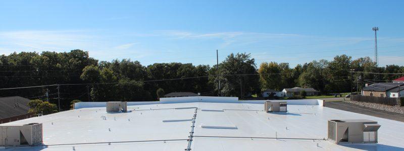 Metal Retrofit | Commercial Metal Roofing