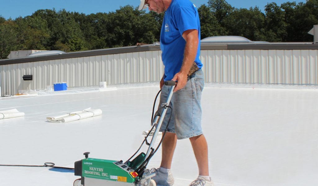 Duro Last Commercial Roofing Contractor
