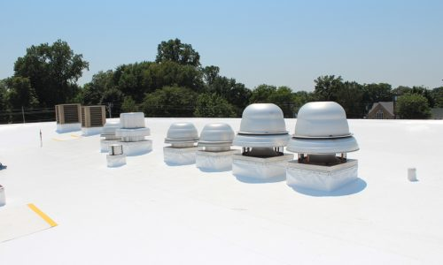 Commercial Flat Roof Repair Indiana