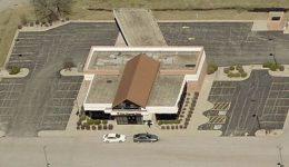 First Financial Bank Mattoon Il Roofing Project