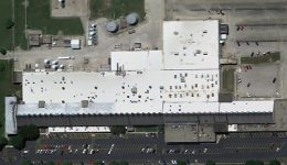 Ge Mattoon Il Industrial Roofing