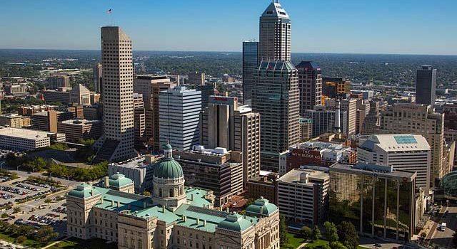 Indianapolis, IN - Metropolis