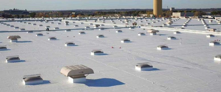 PVC Membrane Roofing System