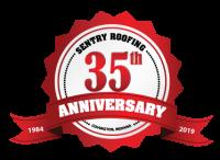 35 Year Anniversary Seal