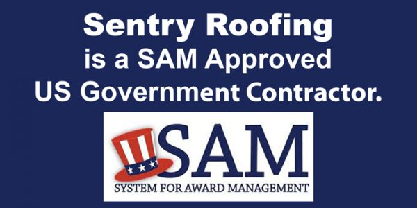 Sentry Roofing - SAM Approved