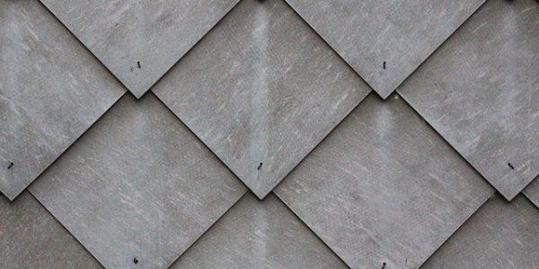 Slate shingles for roofing