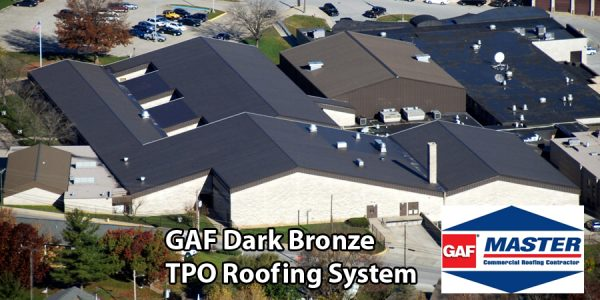 Springs Valley School Commercial Roofing Contractors