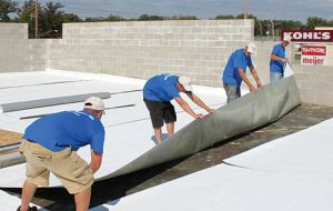 TPO Roofing Membrane Systems